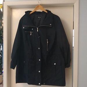 COPY - Style & Co Woman Anorak Windbreaker Jacket